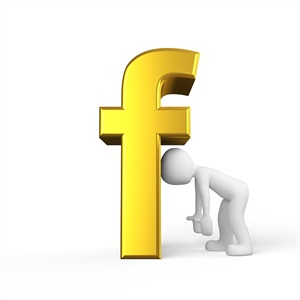 Convert a Facebook page into a website