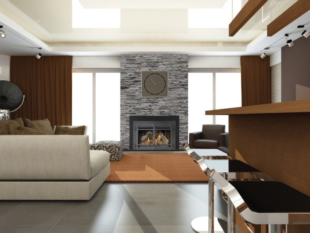 xir3 roomset 2 Napoleon Fireplaces