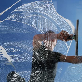 Window and glass washing services
