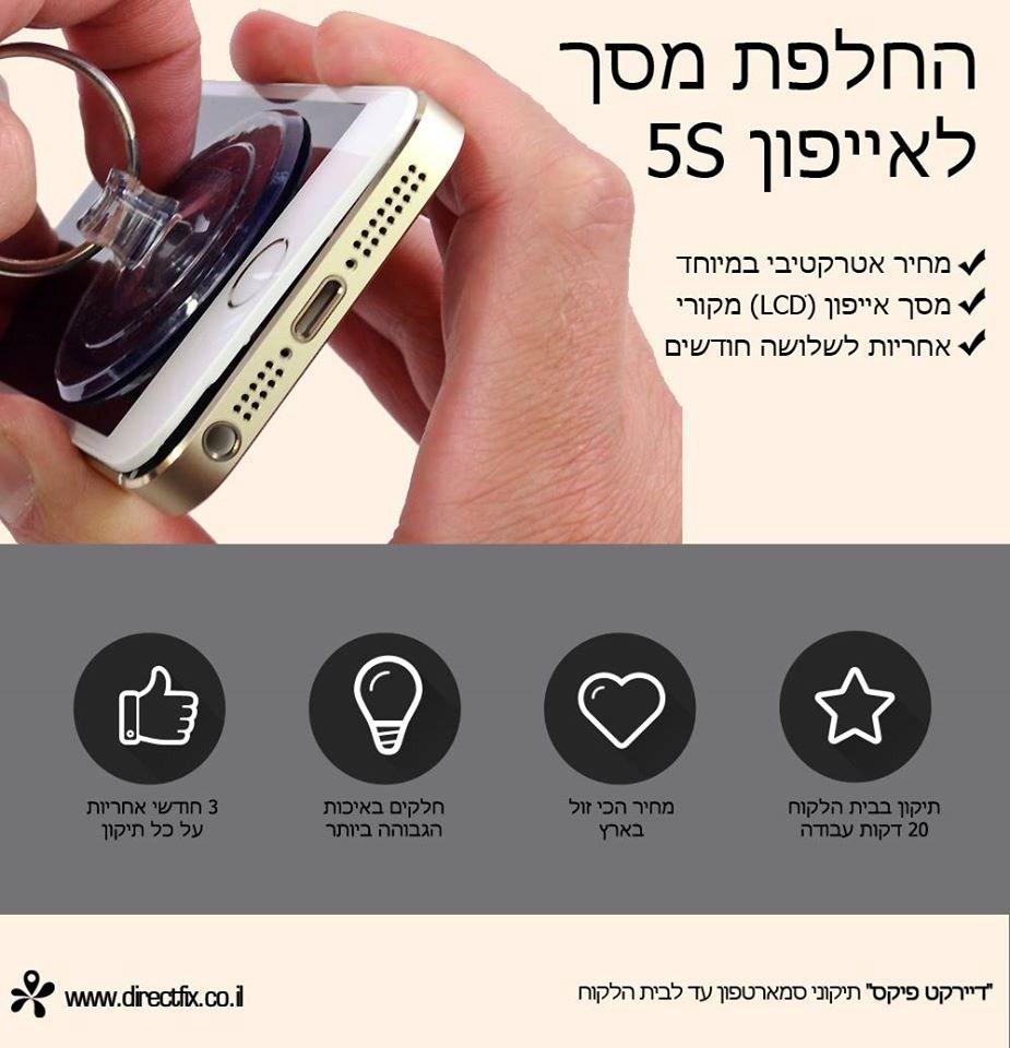 מודיעין דיירקט פיקס 054-4597562 - תיקוני אייפון בבית הלקוח | תיקון אייפון VU-13