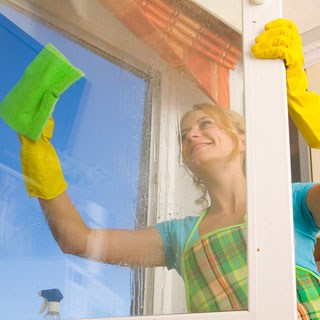 Complete house cleaning services