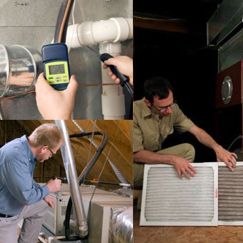 A/C and furance services